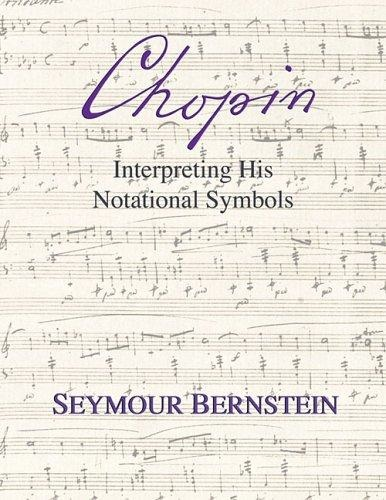 Chopin Interpreting His Notational Symbols